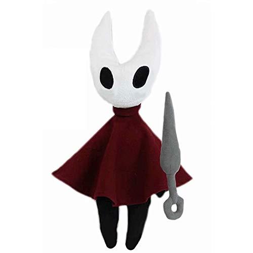 Juego Hollow Knight Almohadas de Felpa Juguetes de Peluche Hornet Hollow Knight Quirrel Peluche de Juguete de...