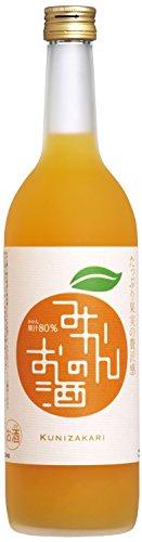 中埜酒造 國盛 みかんのお酒 [ リキュール 720ml ]