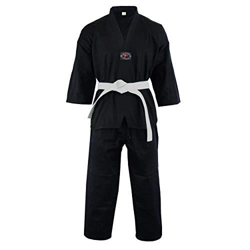 of martial arts uniforms PFG Taekwondo Uniform - Kids Adults Unisex