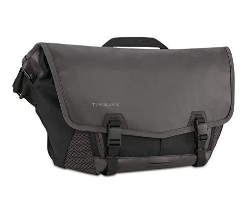 TIMBUK2 Especial Cycling Messenger Bag, Black, Medium