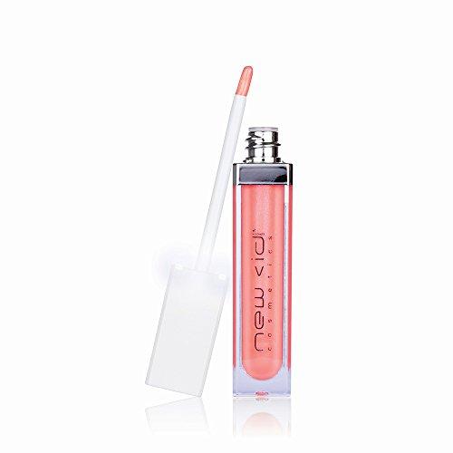 New CID Cosmetics i-gloss light-up Lip Gloss with Mirror Blondie 6.2g