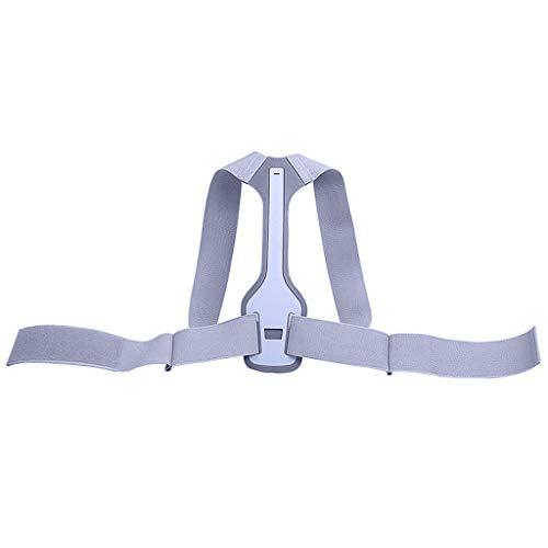 freneci Hållningskorrigerare för vuxna/barn, rygg justerbar smart korrigering, ryggaxel hållningstränare – XL