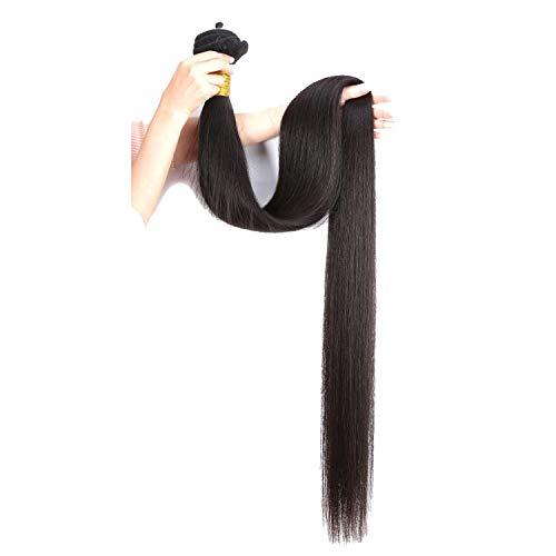 N12H Straight Brazilian Hair Weave Bundles 100% Natural Human Hair 1 3 4 Bundles Deals Weaving,22 22 22 22