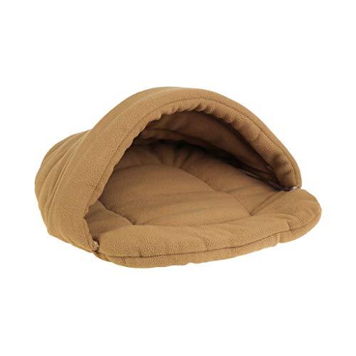 follwer0 Cama cálida para gatos, suave, cómoda, casita para gatos, casa para mascotas, cuevas, dormir acogedora, cama acolchada para mascotas, cojín para perros y gatos