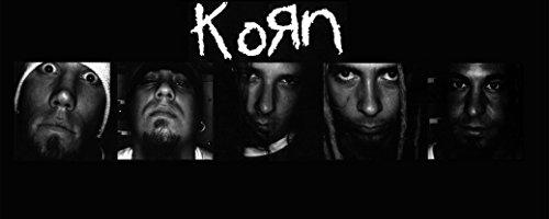 Korn Poster 59 inch x 24 inch / 32 inch x 13 inch