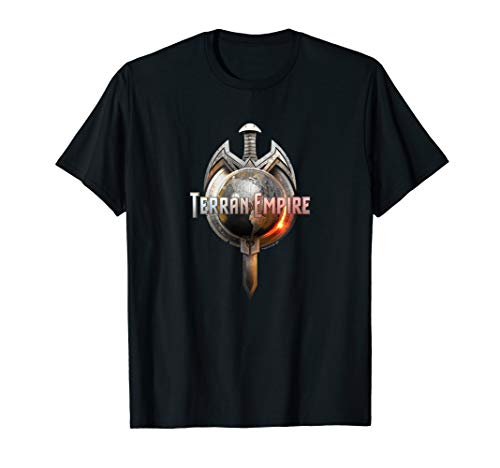 Star Trek: The Next Generation Mirror Universe Terran Empire T-Shirt