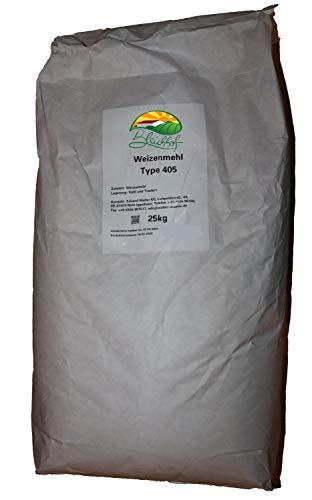 Bleichhof Premium-Mehl - Weizenmehl des Typs 405 - Pfälzer vom Bleichhof 25kg