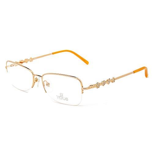 TOUS VTO215S53300S Gafas, Shiny Rose Gold, 53/16/140 Unisex niños