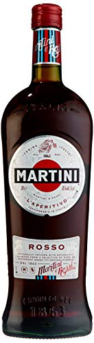 Martini Rosso 15% Vol. 1 l