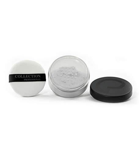 Collection Professional Cipria in Polvere Opacizzante - Loose Powder Face (N.02 White)