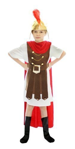 D/UP CHILD ROMAN GENERAL LARGE 10-12 YRS