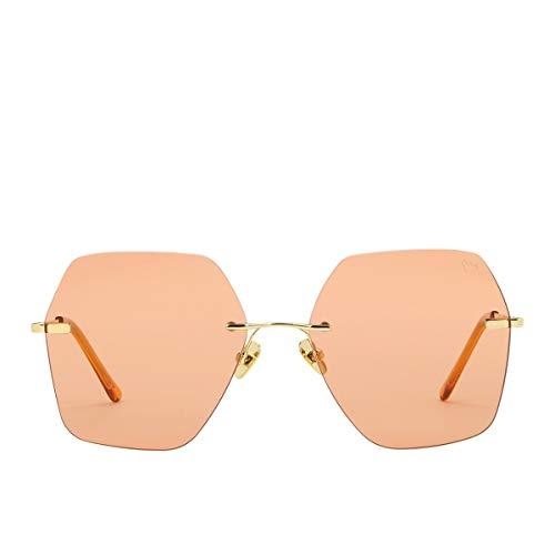 Spektre | Lovestory Gold Sonnenbrille | SPE_LS01EFT