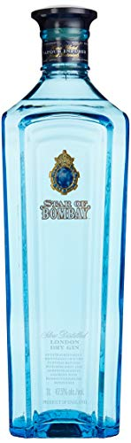 Bombay Gin Star of Bombay Dry Gin (1 x 1 l)