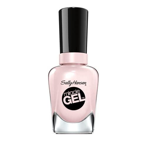 Sally Hansen Miracle Gel Nail Polish, Shade Crème de la Crème 229 (Packaging May Vary)