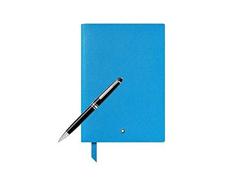 Montblanc Set regalo con penna a sfera e Notebook #146, 150 x 210 mm, multicolore