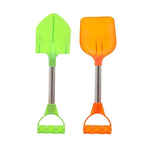 WINOMO Schaufeln Sand Bagger Tragbare Spaten Spielen Strand Spielzeug für Kinder Kreative Sand Kinder