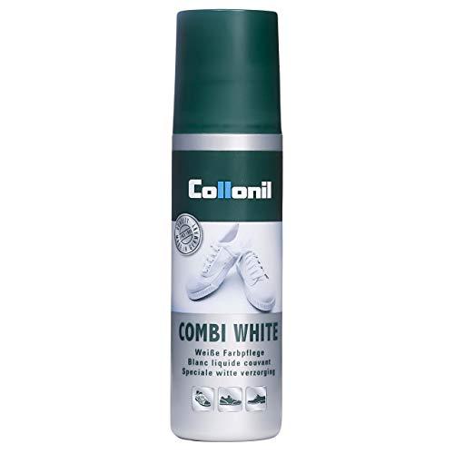 Loción Especial Para Zapatos Blancos Collonil Combi White 75 ml