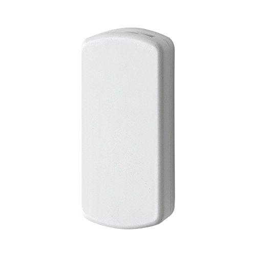 MACO Steckrosette Harmony RAL 9016,  Kunststoff weiß, 1 Stück,52202