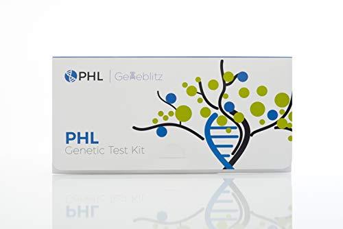 PHL Prueba de pérdida de cabello genético