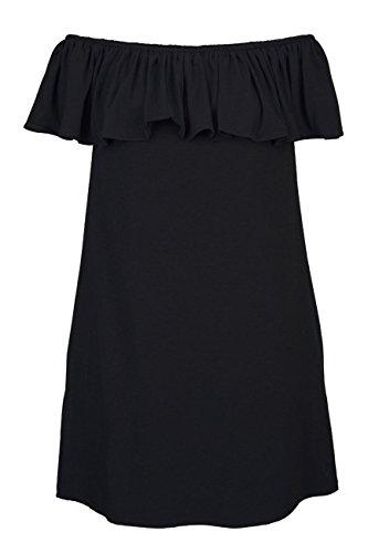 S.OLIVER BEACH Strandbekleidung Strandmode, schwarz, 38