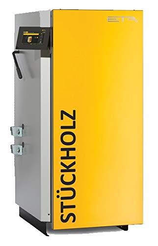 ETA Stückholzkessel SH TOUCH 20-60 kW Holzvergaser Holzheizung Scheitholz (Leistung: 20-50 kW)