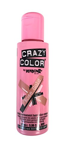 Crazy Color Color Semipermanente 100 ml