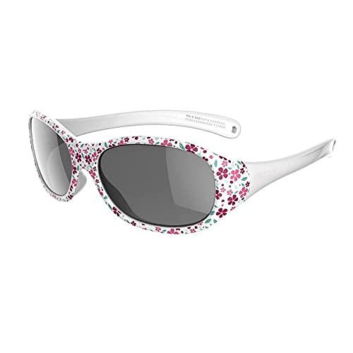 Gafas De Sol para Niños, Hombres Y Mujeres, Gafas De Sol De Moda con Lentes Polarizados, Gafas De Sol Redondas Retro, Gafas Protectoras Polarizadas, con Funciones De Protección. (Color : Blue)