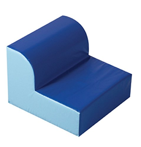 Children#039s Factory Blue Library Kids Chairs for Boys and Girls Classroom Furniture to Create Flexible Seating for Toddlers Reading Nook for Kids