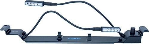 Furman RL-LED Rack Light with LED Lights in 1RU, 19 Rackmountable Plate - http://coolthings.us