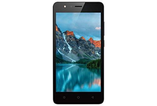 TP-Link Neffos C5A Einsteiger Smartphone, 5 Zoll FWVGA Display (12,7cm), 8GB Speicher, Dual SIM, Micro-SD-Kartenslot, Senioren, Android 7.0, grau