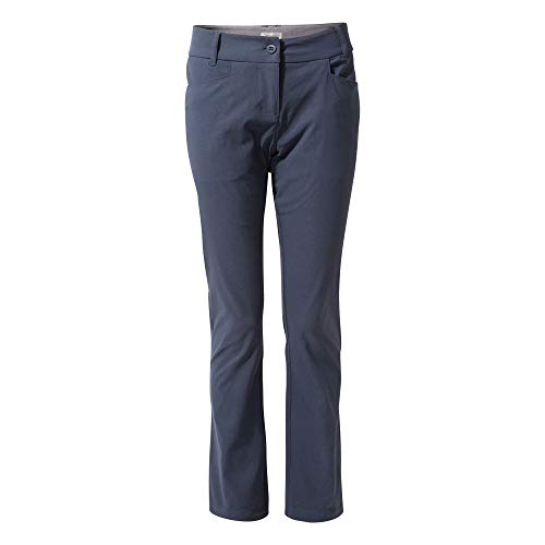 Craghoppers NL Clara Pant Pantalons, Soft Navy, 14 Femme