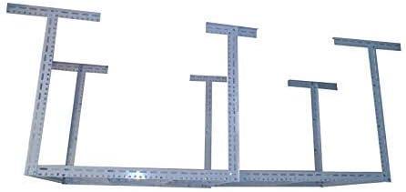 Heavy Duty 4ft x 8ft Overhead Garage Storage Ceiling Rack Ceiling Mount Garage Organization product image