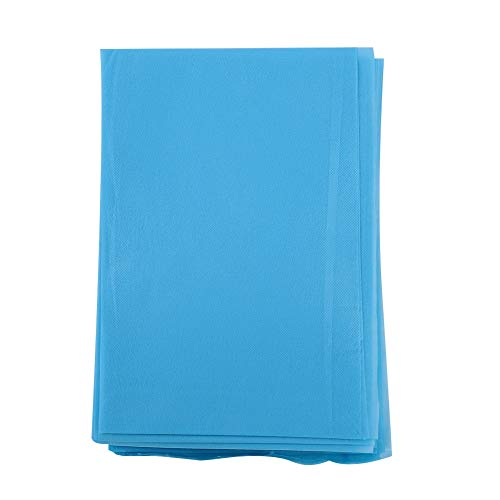 Disposable Disposable Bed Sheet, Foot Care Store Non-woven Fabric 177 x 80 cm Bed Sheet for Salon Spa Tattoo Massage Table Hotels