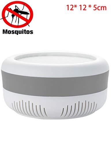 Gettop Tragbare Moskito Fliegen Insektenlampe Elektrischer Insektenvernichter Insektenlampe USB Absaugung, Mottenfalle Insektenfalle Für Kinderzimmer Schlafzimmer Wohnzimmer