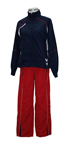 Hummel Micro Anzug Women, Navy/red, Größe:XS(34)