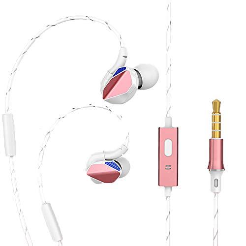 Sport-headset, hoge resolutie, boven het oor met HD stereo geluid en noise cancelling mic, de beste keuze voor games.