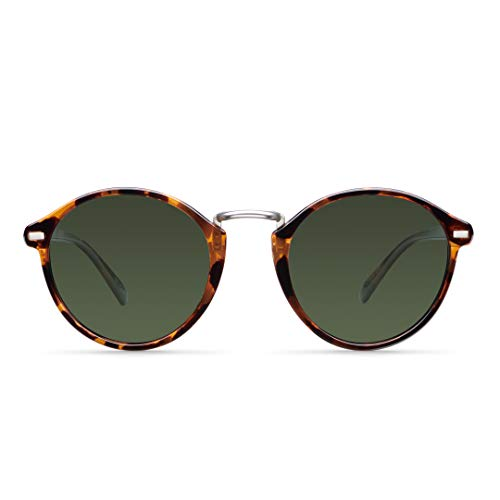 MELLER - Nyasa Tigris Olive - Gafas de sol para hombre y mujer