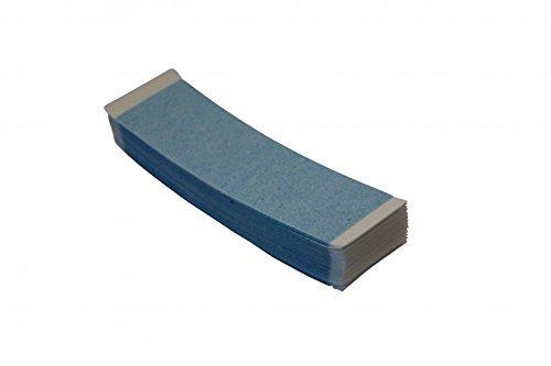 Bandes Adhésives 36 Blue Liner pour Tape In Extensions cheveux & zweit