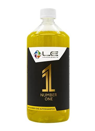 Liquid Elements Pearl Rain No.1 - Champú para coche (1000 ml)