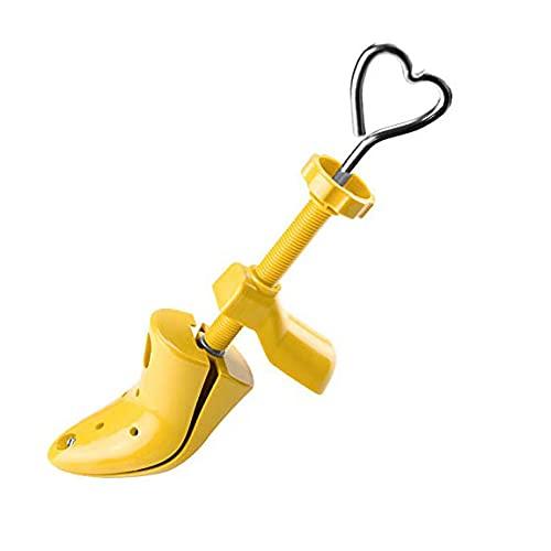 CHLDDHC Árbol de Zapatos Botas de Apoyo para Zapatos Zapatillas de Deporte expandidas Plástico en Forma de corazón Antiarrugas 224 (Color: para Zapatos 35 42)