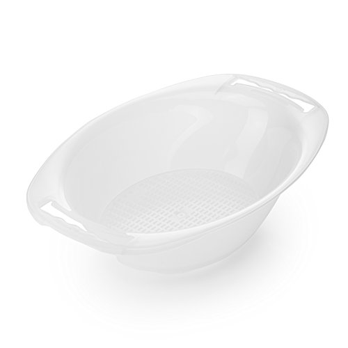 Authentic Borner V-Slicer Bowl (White)
