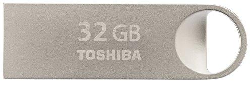 Toshiba TransMemory U401 32GB USB-Stick USB 2.0 silber