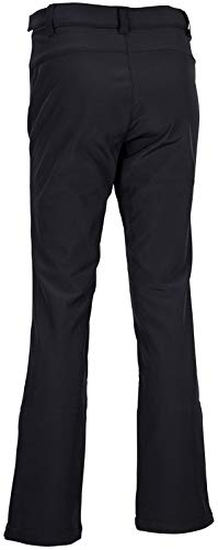 Starling Softshell skibroek dames wintersport broek zwart