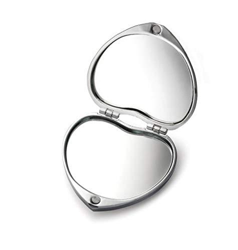 Ten Miroir Sac à Main Coeur cod.EL9033 cm 5,5x5,5x2h by Varotto & Co.