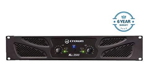 Crown Audio XLi 3500 Amplificador de Potencia Estereo
