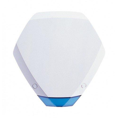 Texecom Premier Elite Odyssey 3, Grade 3, External Hexagonal Alarm Bell Box Sounder Strobe, Twin LED...