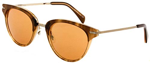 Paul Smith Sonnenbrille JARON (PM8253S 15387T 51), Beechwood/Brushed Gold