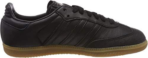 adidas Damen Samba Fitnessschuhe, Schwarz (Negbas/Negbas / Gum4 000), 42 EU