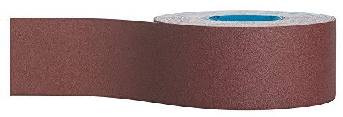 Bosch Professional schuurrol voor hout en kleur (115 mm, 50 m, korrel 60, J470) Korrelgrootte 100