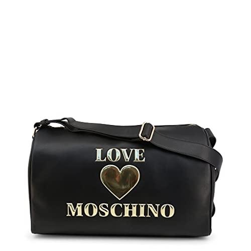 Love Moschino Pre-Collezione Autunno Inverno 2020, Borsa da Donna, Nero, Normale